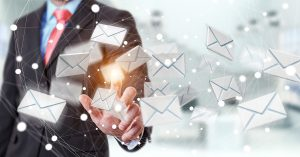 Setting up emails on your device